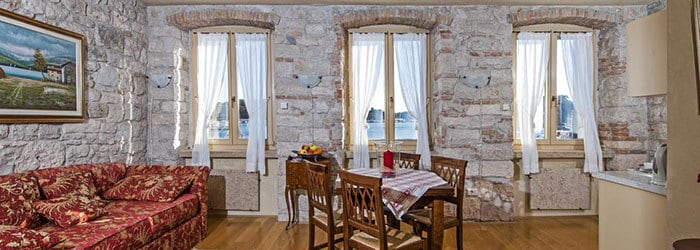Where to stay in Rovinj Apartment Porta Antica