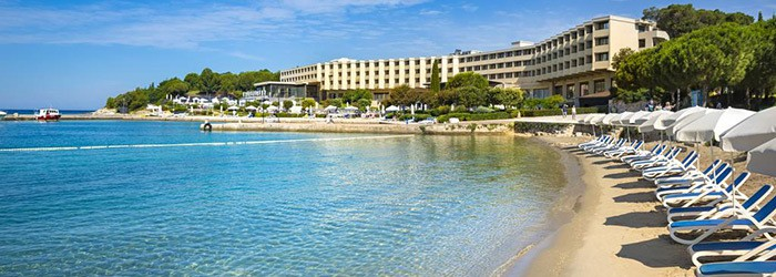 Where to stay in Rovinj Island Hotel Istra Rovinj