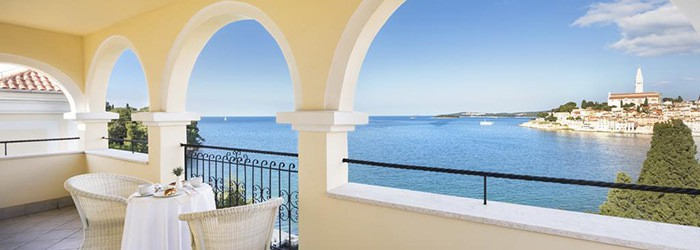 Where to stay in Rovinj Island Hotel Katarina Rovinj