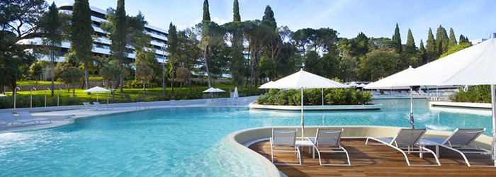 Where to stay in Rovinj Hotel Lone Rovinj