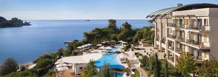 Where to stay in Rovinj Hotel Monte Mulini Rovinj