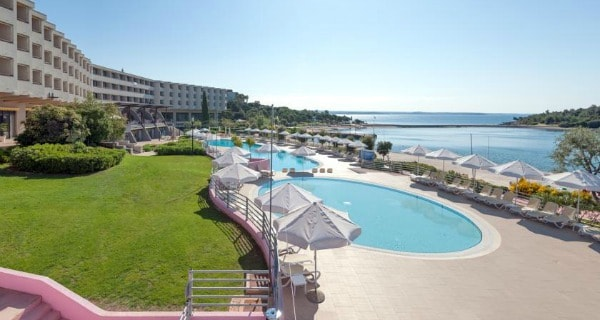Where to stay in Rovinj | Island Hotel Istra
