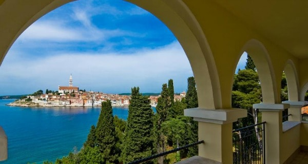 Where to stay in Rovinj | Island Hotel Katarina