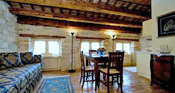 Where to stay in Rovinj | Residence Porta Antica