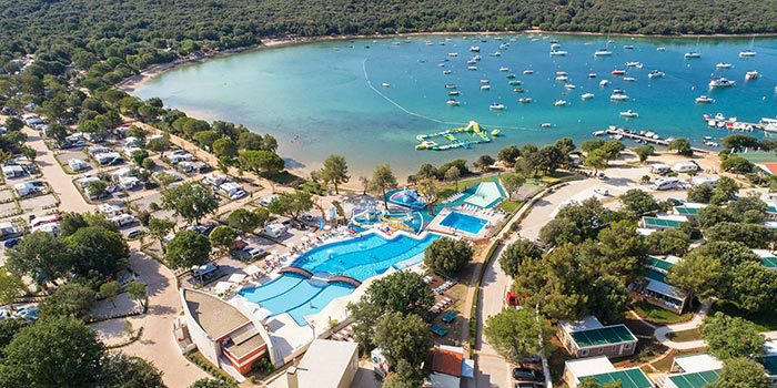 Where to stay in Rovinj | Camping Vestar Rovinj