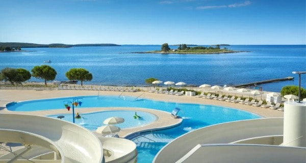 Where to stay in Rovinj | Villas Rubin Resort