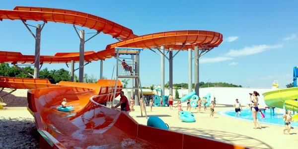 Aquacolors Porec Water Park | Family Rafting