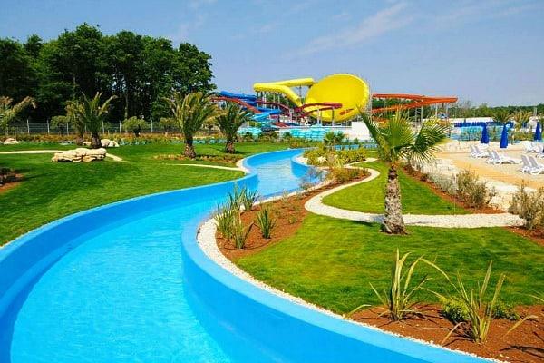 Aquacolors Porec Water Park | Lazy River