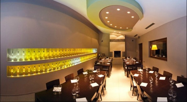 Chiavalon Olive Oil | Tasting Room