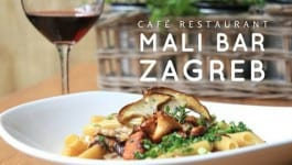 Mali Bar Zagreb | A cozy cafe restaurant