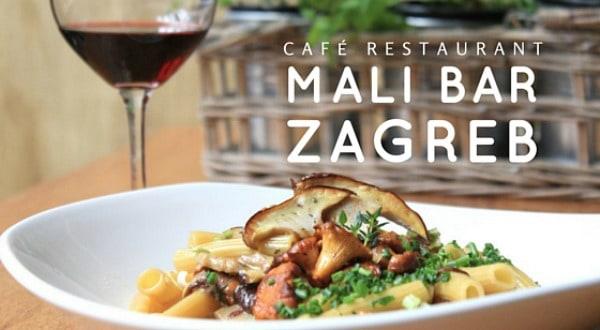 Mali bar zagreb explore croatia with frank for Food bar zagreb