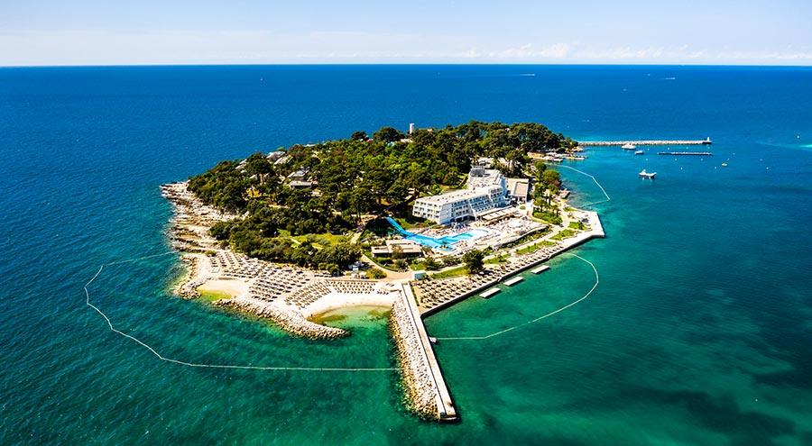 Sveti Nikola Island, Porec