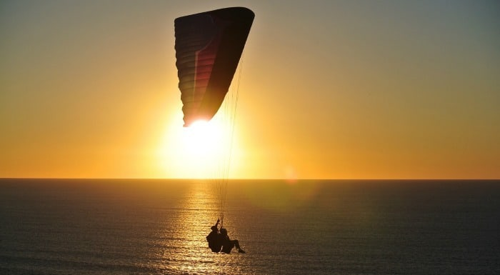 Activities in Croatia | Paragliding in Istria