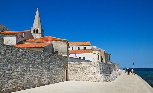 What To See In Porec | City walls | Photo credit: Zolakoma & Flickr