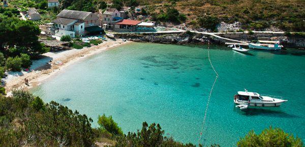 Beaches In Croatia | Porat Beach, Bisevo