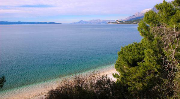Beaches In Croatia | Dracevac Beach, Tucepi