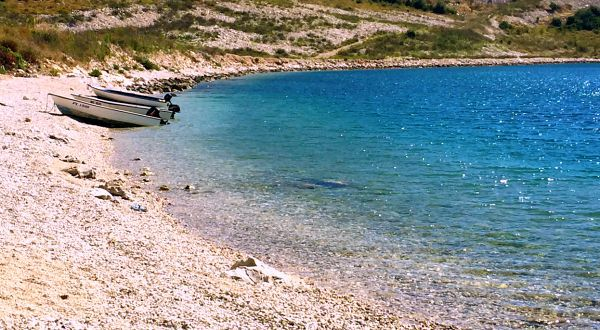 Beaches In Croatia | Beach Uvala, Komarna