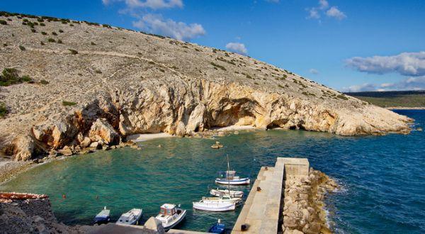 Beaches In Croatia | Koromacno, Cres