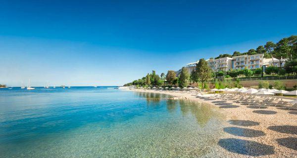 Beaches In Croatia | Lone Bay Beach