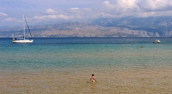 Beaches In Croatia | Lovrecina Beach, Brac Island