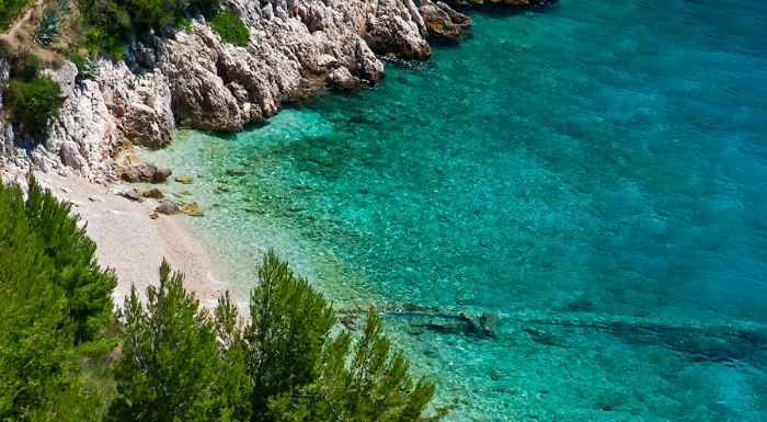 Beaches In Croatia | Murvica Beach