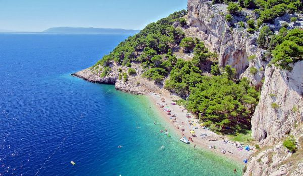 Beaches In Croatia | Beach Nugal, Makarska