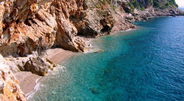 Beaches In Croatia | Beach Pasjaca, Konavle
