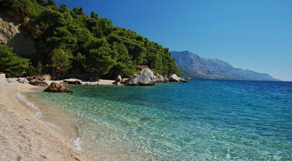 Beaches In Croatia | One of many beaches in Pisak