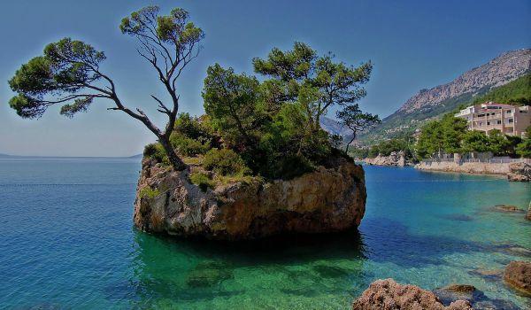 Beaches In Croatia | Beaches Punta Rata, Brela