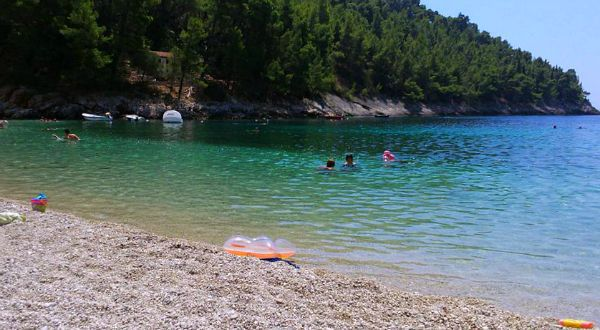 Beaches In Croatia | Beach Pupnatska Luka, Korcula