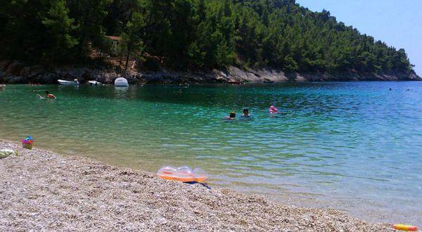 Beaches In Croatia | Beach Pupnatska Luka, Korcula