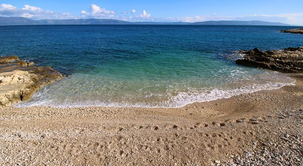 Beaches In Croatia | Ravni Beach, Istria