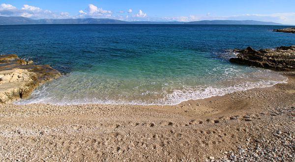 Beaches In Croatia | Ravni Beach, Istria