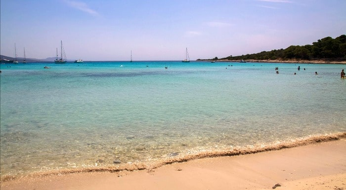 Beaches In Croatia | Beach Sakarun, Dugi Otok