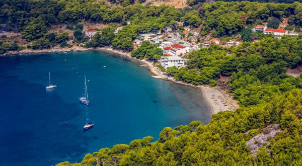 Beaches In Croatia | Beach Saplunara, Mljet