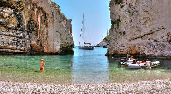 Beaches In Croatia | Stiniva Beach, Vis