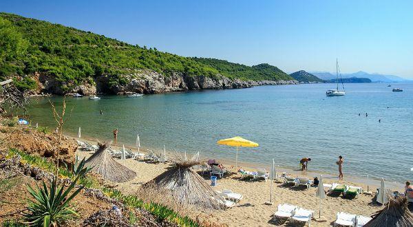 Beaches In Croatia | Beach Sunj, Lopud
