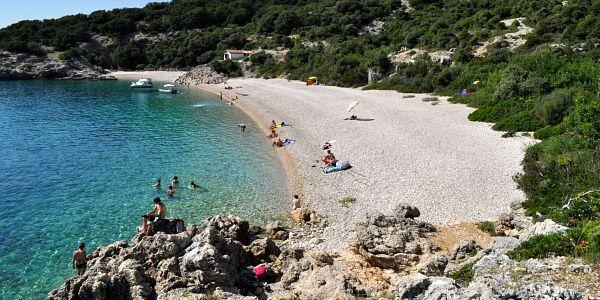 Beaches In Croatia | Sv. Ivan, Cres