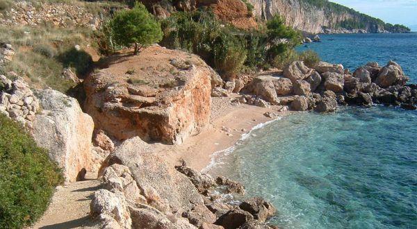 Beaches In Croatia | Beaches in Sv. Nedilja, Hvar