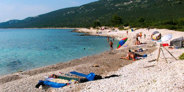Beaches In Croatia | Beach Veli Zal, Dugi Otok