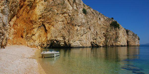 Beaches In Croatia | Velo Celo Beach, Krk