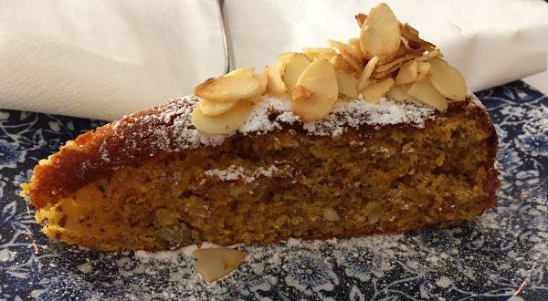 Bistroteka Zagreb | Almond cake