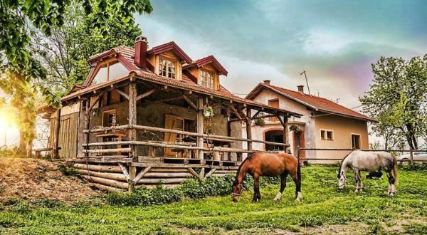 Accommodation At Plitvice Lakes | Holiday Home Fairy Land