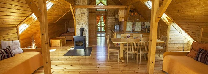 Accommodation At Plitvice National Park Croatia | Ranch Jelov Klanac