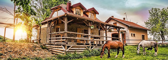 Accommodation At Plitvice Lakes | Fairy Land Holiday Home