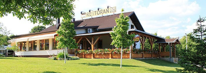 Restaurants At Plitvice Lakes | Restaurant Degenija