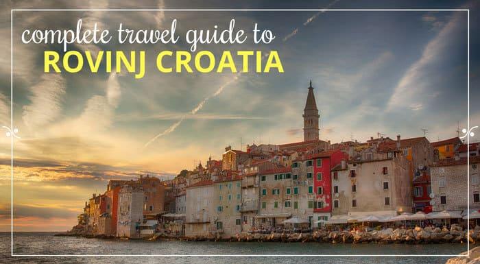 Rovinj Croatia Travel Guides | Croatia Travel Guides