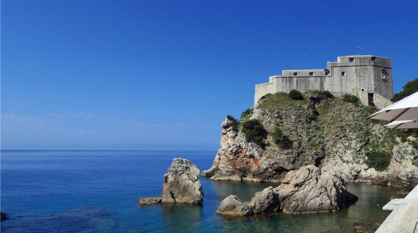 Things To Do In Dubrovnik | Fort Lovrjenac as seen on Games of Thrones