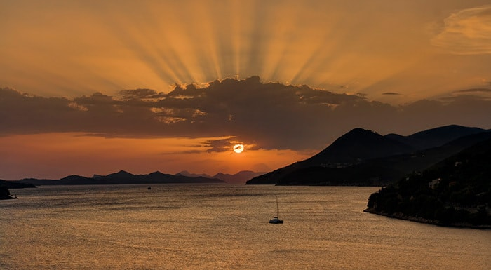 Things To Do In Dubrovnik | Sunset Cruise