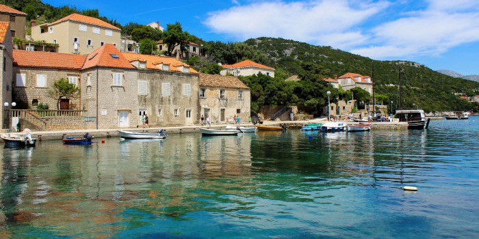 Where To Go In Croatia | Elafiti Islands near Dubrovnik